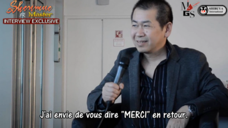 Interview 2013 Shenmue Master MAGS 2013