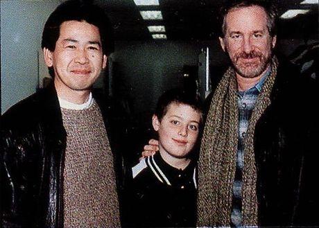 Yu Suzuki Steven Spielberg