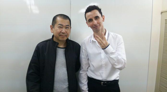 Yu Suzuki David De ville