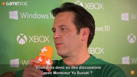 Phil Spencer Shenmue