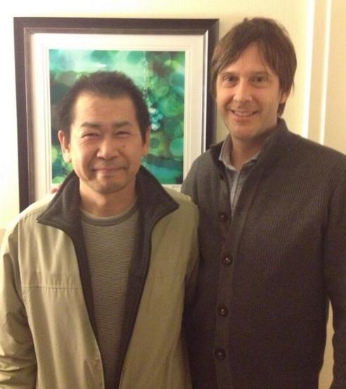 Yu Suzuki Mark Cerny