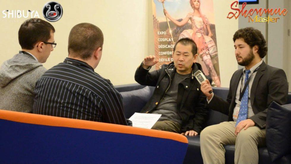 Interview Yu Suzuki MAGIC 2016