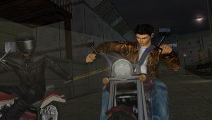 Shenmue Ryo moto