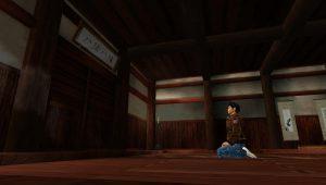 Shenmue prière dojo Hazuki