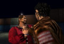 Shenmue Terry
