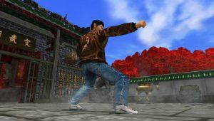 Shenmue II Ryo Free Battle