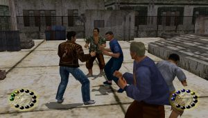 Shenmue II Free Battle