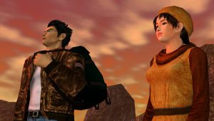 Shenmue II Ryo et Shenhua