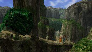 Shenmue II Guilin Rock