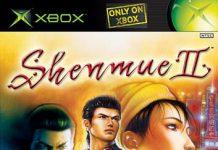 Shenmue II US Xbox version
