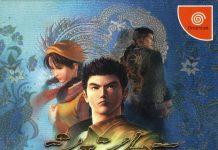 Shenmue JAP version