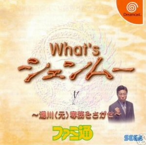 What's Shenmue orange