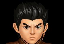 Ryo Hazuki SEGA Heroes