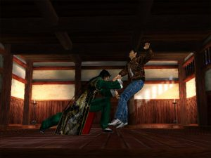Shenmue Mauvaise fin