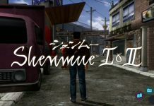 Shenmue D3T