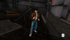 Shenmue Free Battle