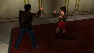 Combat contre Izumi