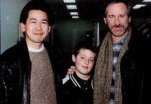 Yu Suzuki et Steven Spielberg