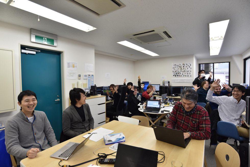 YS NET office Shenmue III