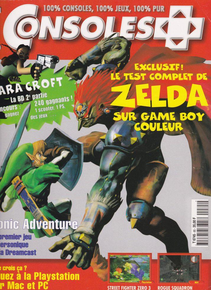 Consolesplus février 1999