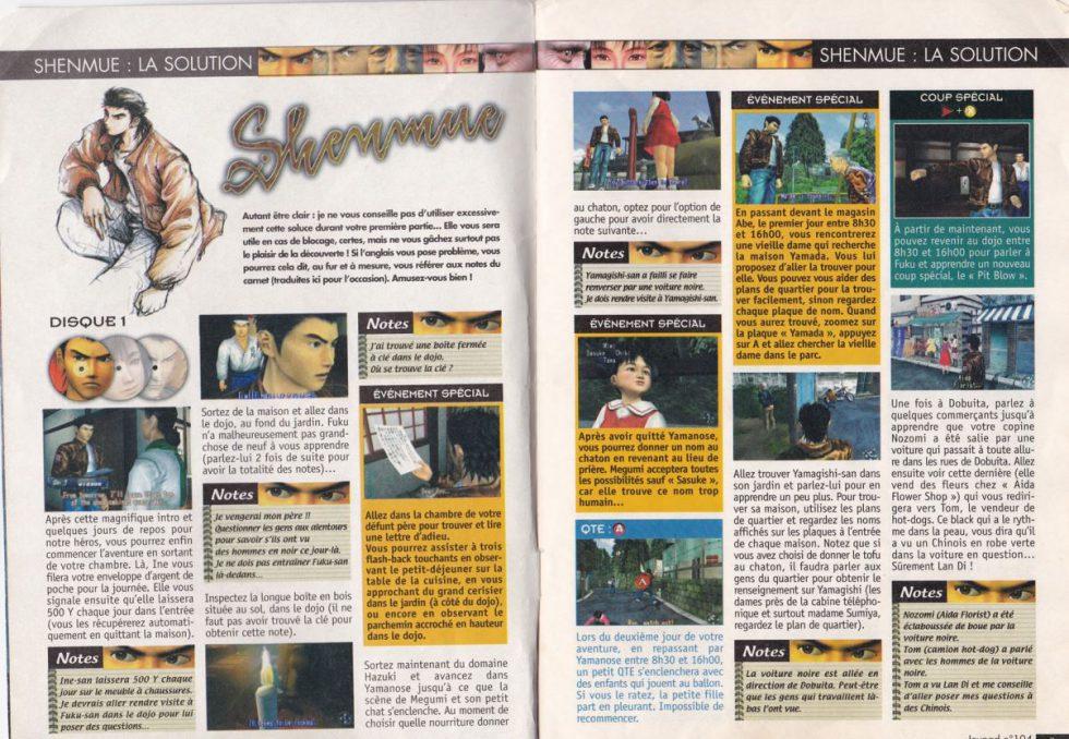 Joypad janvier 2001