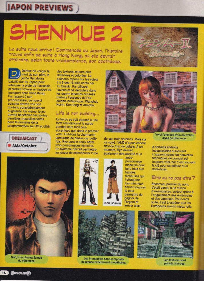 Consolesplus mars 2001