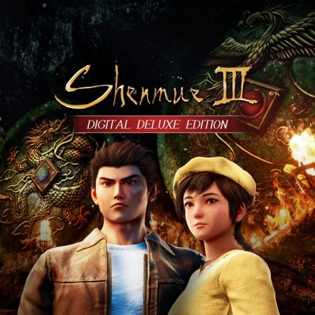Shenmue III Digital Deluxe Edition