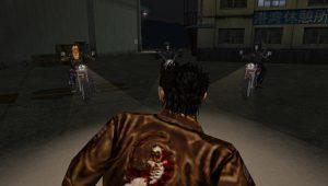 Shenmue Ryo moto Charlie