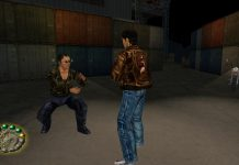 Shenmue Ryo combat Charlie