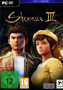 Shenmue III Edition Day 1
