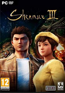 Shenmue III Jaquette PC