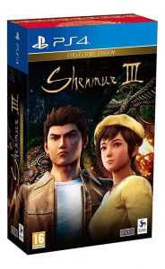Shenmue III Edition Collector
