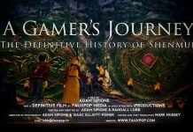 A Gamer's Journey Shenmue