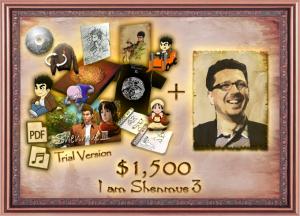 Kickstarter Shenmue III Cédric Biscay