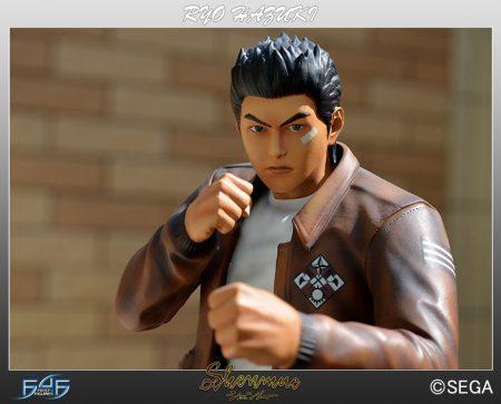 Ryo Hazuki First 4 Figures
