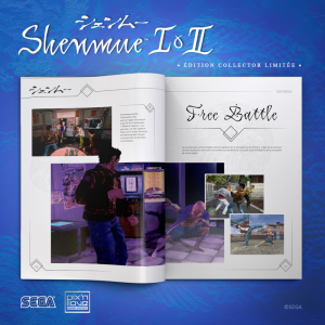 Shenmue I & II - Edition Collector Pix'n Love