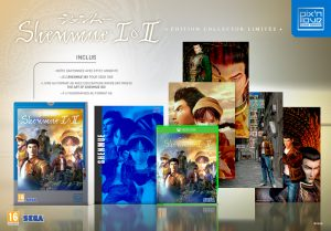 Shenmue I & II - Edition Collector Pix'n Love (Xbox One)