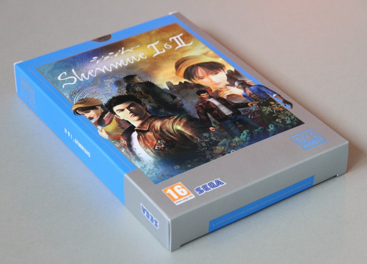 Shenmue Edition Pix'n Love