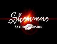 Shenmue Saturn
