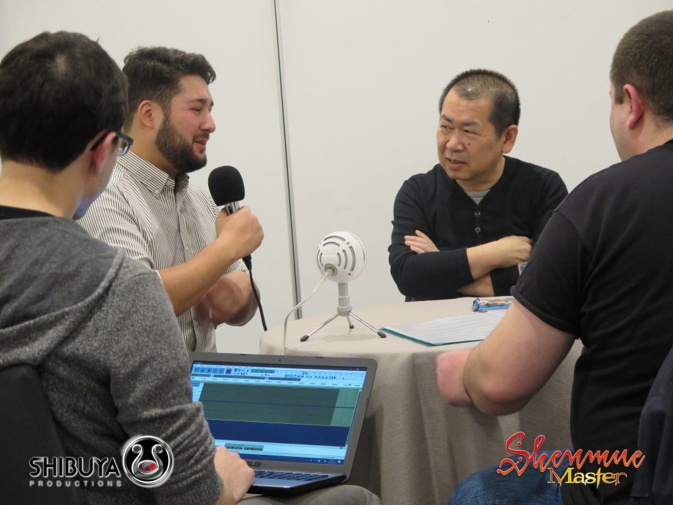Interview Yu Suzuki Shenmue Master MAGIC 2019