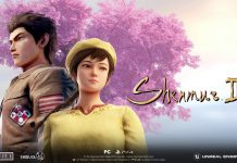 Shenmue III MAGIC 2019