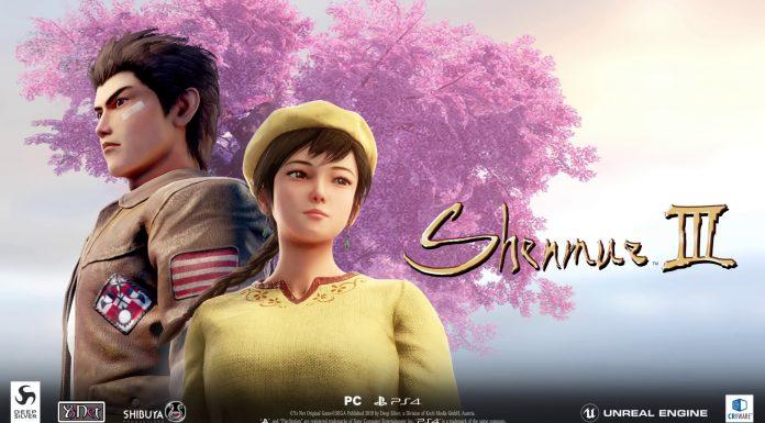 Shenmue III MAGIC 2019