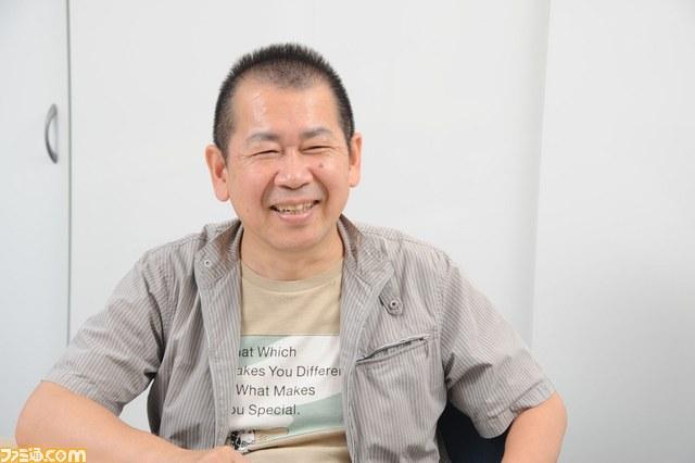 Yu Suzuki Famitsu.com