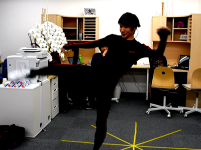 Motion Capture Shenmue III