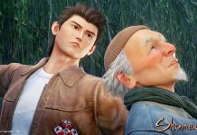 Shenmue III MAGIC 2018