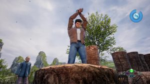 Shenmue III E3 Gameplay 2019