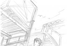 Ryo Concept Art
