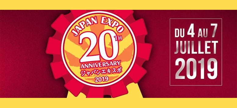 Yu Suzuki Japan Expo 2019