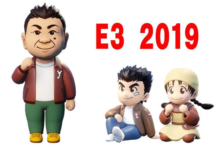 Yu Suzuki E3 2019