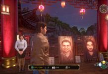 Shenmue III Ingame Reward